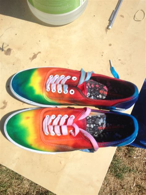 tie dye shoes diy diy tie dye shoes artsy fartsy