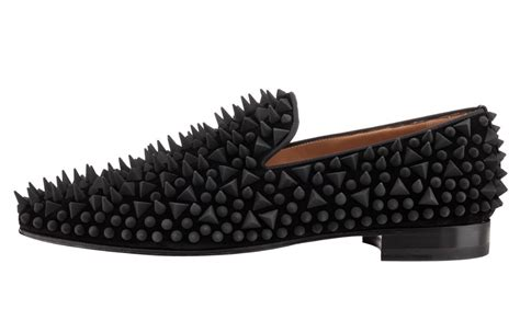 spiked loafers mens get cheap black studded loafers aliexpress