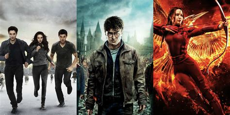 Do YA Properties Work Better as TV Series or Blockbusters? Unknowns About Harry Potter