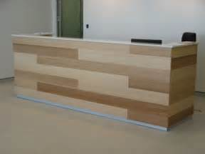 Timber Reception Desk Wood Planks Receptions Wood Block Receptions Desks Design Ideas Search Receptions