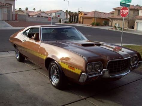 Ford Gran Torino Sport 1972 Kaufen by 1972 Ford Gran Torino Sport Fastback On 2040 Cars