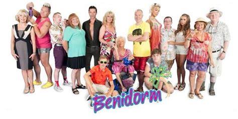 benidorm swinging benidorm series 6 british comedy guide