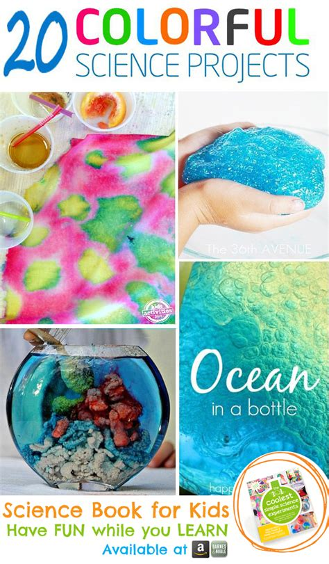science activities for kids i am and for kids on pinterest 20 awesome science projects