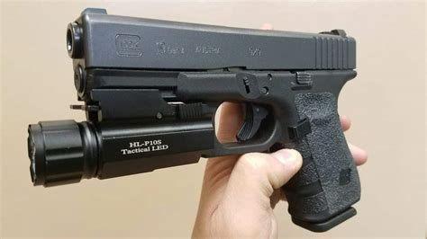 glock 19 4 tactical light top 5 best lights for glock 19 2018 reviews rifles hq
