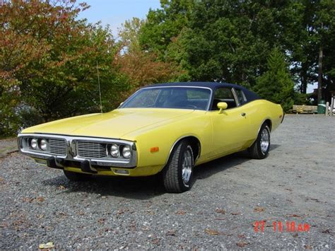 Newtech Large Yellow Car Charger jroesler 1974 dodge charger specs photos modification