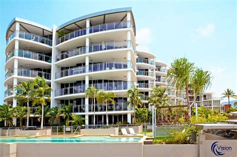 Cairns Accommodation Self Contained Esplanade Luxury Holiday Resort Apartment