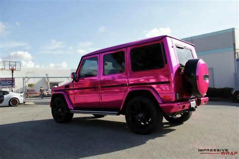 pink mercedes pink mercedes g class 5 benzinsider com a mercedes