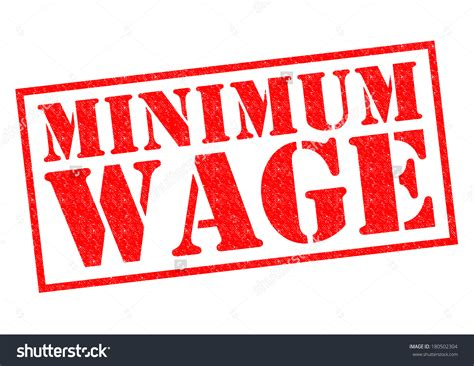 lowest wage minimum rates of wages revised special allowance
