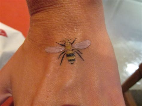 honey tattoo from beesearch to bee church pt 1 year of the scout
