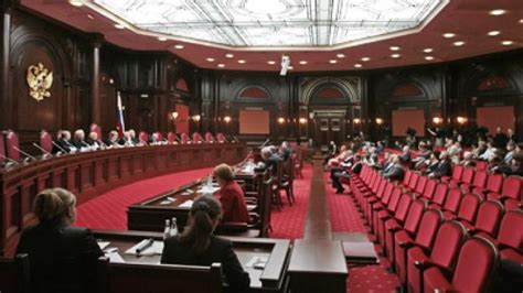 Constitutional court russia definition of marriage