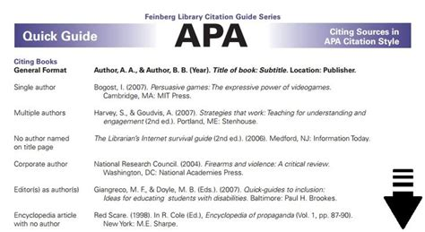 apa formatting style guide pdf 17 best images about escriviviendo on pinterest
