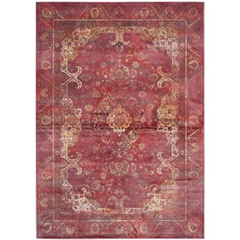 Home Depot Area Rugs 9 X 12 Safavieh Vintage Purple Fuchsia 8 Ft 10 In X 12 Ft 2 In Area Rug Vtg137 2888 9 The Home Depot