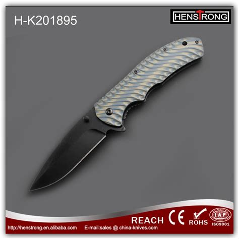440 stainless china top quality 440 stainless steel pocket knife folding