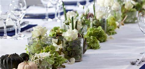 Floristik Hochzeit Tischdekoration by Tischdekoration Halbig Coaching