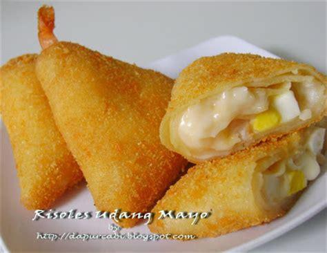 membuat risoles isi mayones welcome to dapurcabi risoles udang mayo