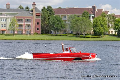 boat car disney springs first look hicar tours at the boathouse in disney