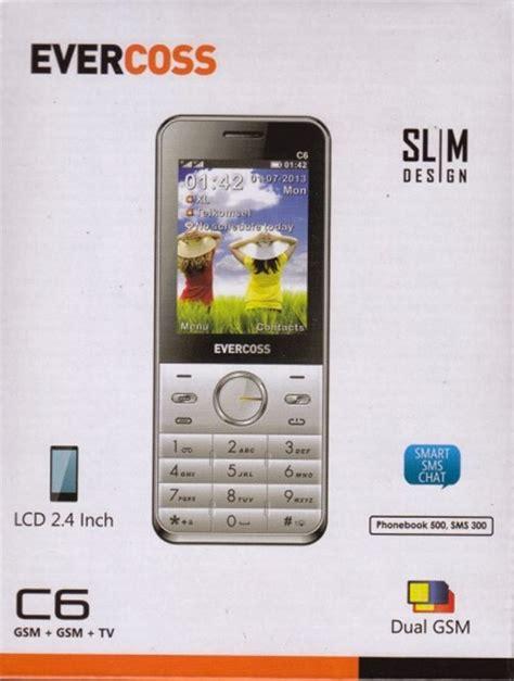 Hp Nokia Murah Dibawah 200 Ribu evercoss c6 ponsel murah 200 ribu bisa mp3 dan tv