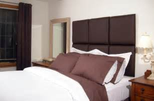 interior design in the bedroom upholstered headboards