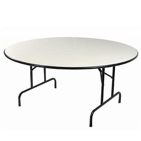 Table Banquet Pliante by Table Ronde Pliante Pvc 10 Personnes Le P Loueur