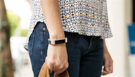 designboom wearable fitbit alta all day wearable focuses on users with ever