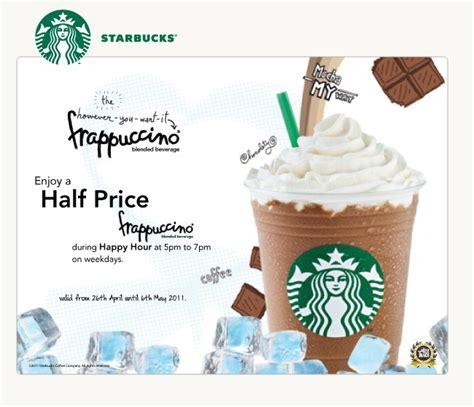 Coffee Starbuck Malaysia its jz me starbucks malaysia frappuccino promo