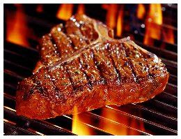 Nature Stek Formula grilled steak