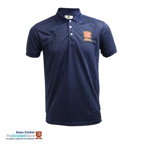 Polo Polos Navy Kaos Kerah Polos Navy Polo Polos 1 Murah essex county cricket club navy polo shirt the cricket store at essex cricket