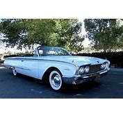 1960 Ford Galaxie Sunliner A True Blue Gem  EBay Motors Blog