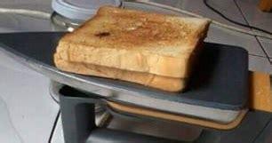 cara membuat roti bakar pakai teflon cara membuat roti bakar dengan setrika dan teflon yang