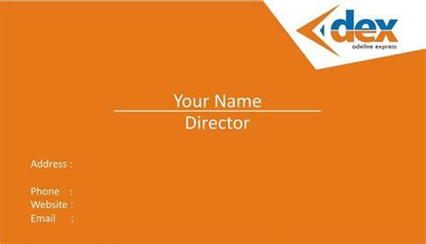 desain kartu nama properti contoh desain kartu nama jasa desain logo perusahaan terbaik