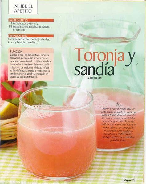 711 Detox Drinks by Best 25 Jugos Curativos Ideas On Jugos