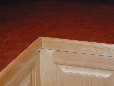 Wood Countertop Edge by Seattle Countertop Design Portfolio