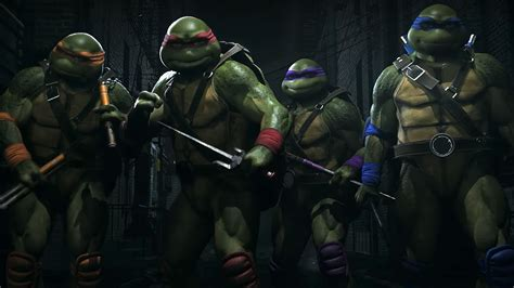 Mutant Turtle 2 injustice 2 mutant turtles dlc review