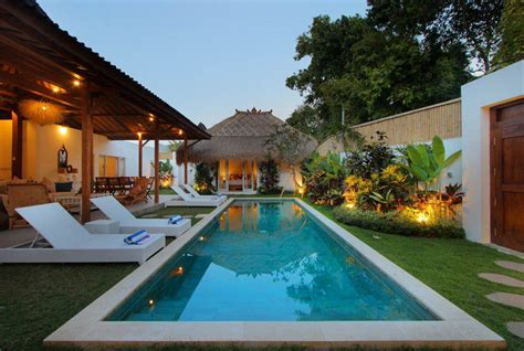 sewa villa murah  bali  private pool