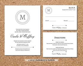 wedding inserts template editable wedding invitation rsvp card and insert card