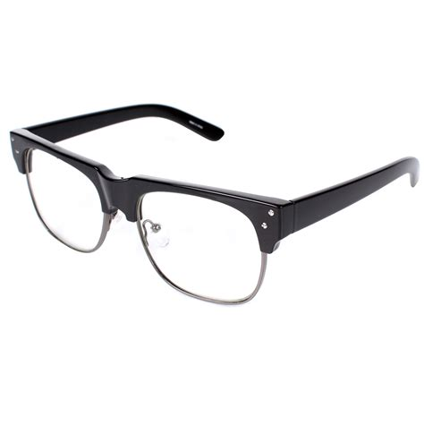 Frame Half by Half Frame Spectacles Frame Design Reviews