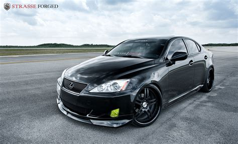 lexus is 250 blacked out strasse forged lexus is blacked out svtperformance com