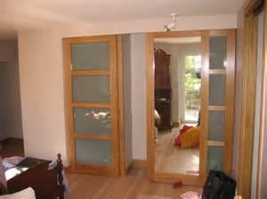 Porte Coulissante 2 Vantaux Interieur
