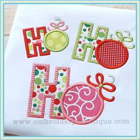embroidery design rogers ar 17 best ideas about christmas applique on pinterest
