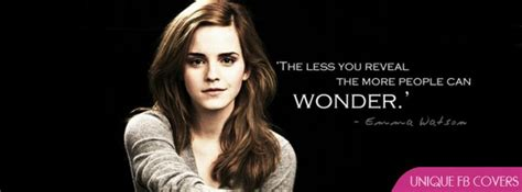emma watson quotes emma quotes facebook covers female celebs fb cover