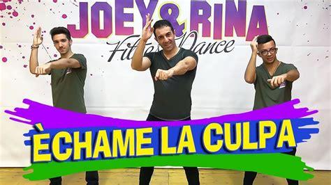 balli di gruppo swing balli di gruppo 2017 2018 quot echame la culpa quot luis fonsi