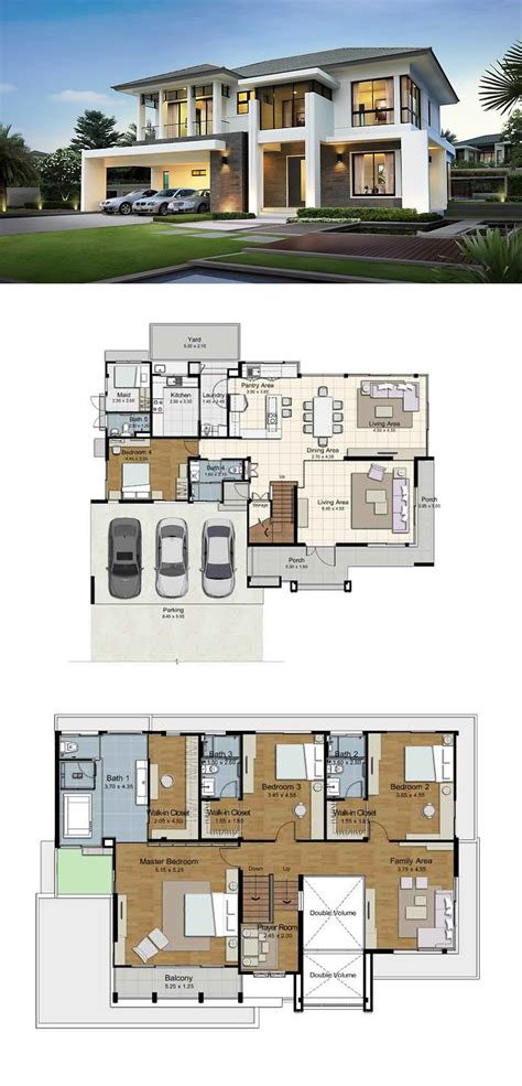 land and houses home layout house plans