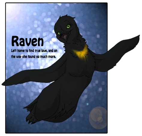 raven found so much more by tallestsky on deviantart