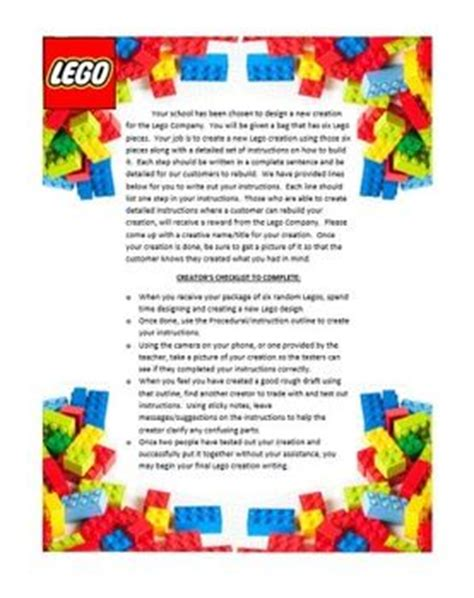 1000 ideas about lego classroom theme on pinterest lego