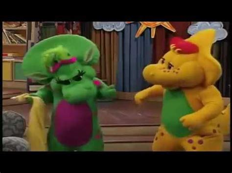 barney colors all around barney and friends shapes colors all around
