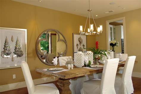 mirrors for dining room beautiful formal guest dining room decorating ideas with