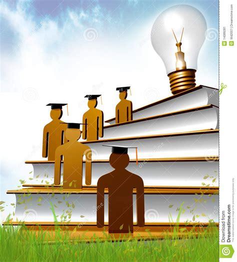 design management scholarship graduation knowledge and scholarship icon stock image
