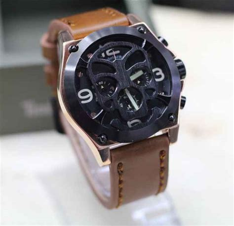 Harga Jam Tangan Merk Timberland jual jam tangan timberland td 7333 chronograph berkualitas