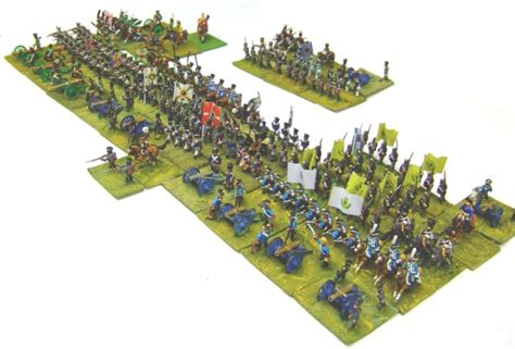 Dem Cp Khresna Army foot and guns players book 09 napoleonic 1813