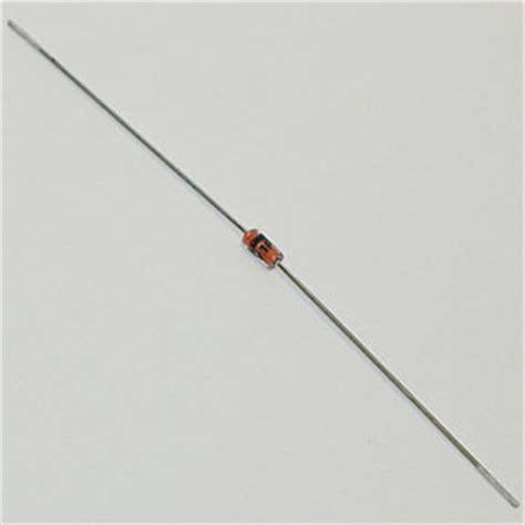 9 volt zener diode electronic goldmine bzx79c 9v 9 1v 0 5w zener diode package of 20
